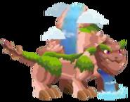 Waterfall Dragon 2