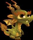 Gaia Dragon 1b