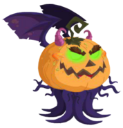 Evil Pumpkin Dragon 3