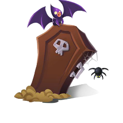 Frightening Tomb