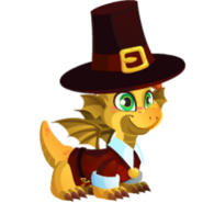Thanksgiving Dragon 1