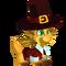 Thanksgiving Dragon 1