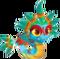 Dragón Quetzal Fase 1