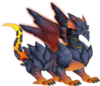Lava Dragon 3