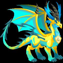 Dragón Eléctrico Puro  Wiki Dragon City  FANDOM powered ...