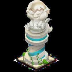 Dragoonie Statue