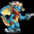 Sheriff Dragon 3