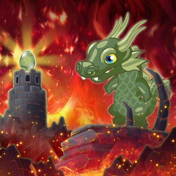 Jade Dragon-Hatch  Jade Dragon Weakness