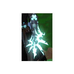 Master SoulWeaver Ice Soul Claw