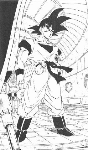 File:GokuArrivesOnNamek.jpg