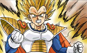 King Vegeta Super Saiyan 5 Super Saiyan Vegeta King