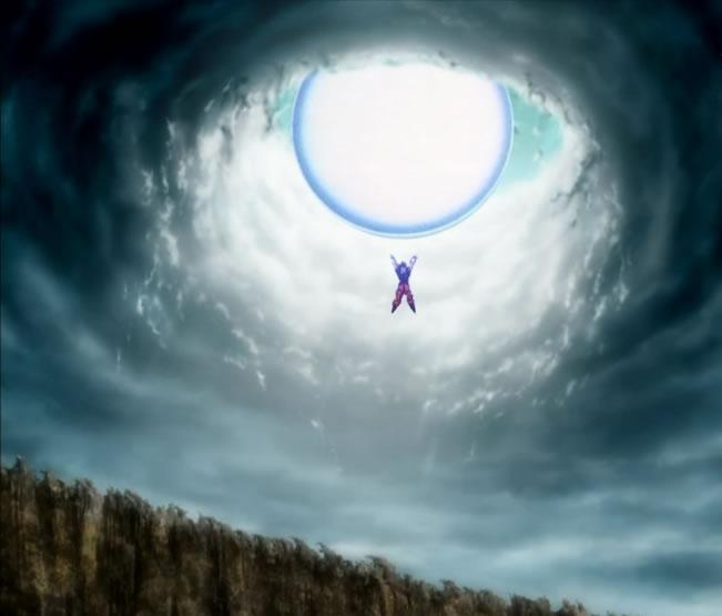 Spirit bomb dragon planet wiki fandom powered by wikia - Dbz fantasy anime ...
