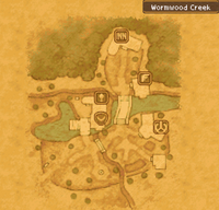 Wormwood Creek