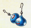 Slime earrings