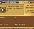 Enchanted stone
