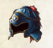 Dragon Quest 8 - Iron Helmet
