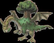 DQX - Forest dragon