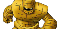 Gold golem (Dragon Quest)
