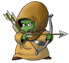 File:DQVIII - Bodkin archer.png