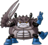 DQVII3DS - Crabble-rouser