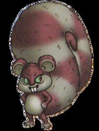 DQX - Snaily tail