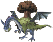 DQX - Elder dragon