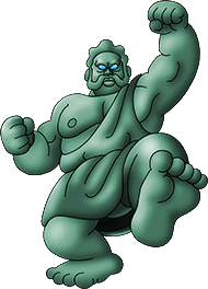 File:DQVIII - Stone guardian.png
