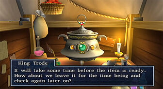 dragon quest 9 all alchemy recipes