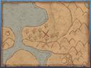 DQIX treasure map location 01