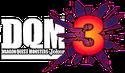 DQMJ3 logo