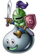DQVDS - Metal slime knight