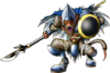 DQMJ2PRO - Monkey zombie