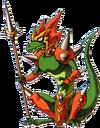 DQMCH - War lizard