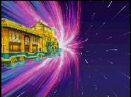 Starflight Express travelling