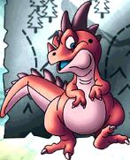 File:DQIVDS - Eoraptor.png
