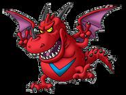 V dragon