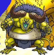 DQVIII - Buffalogre