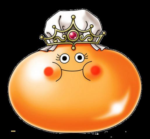 File:DQX - Slime princess.png