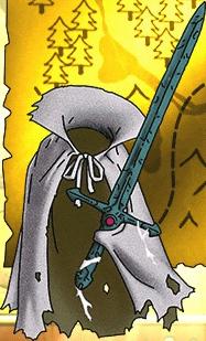 DQX - Silver swordsman