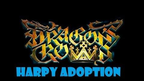 Dragons Crown Side Mission - Harpy Adoption - Ps3 and Xbox 360