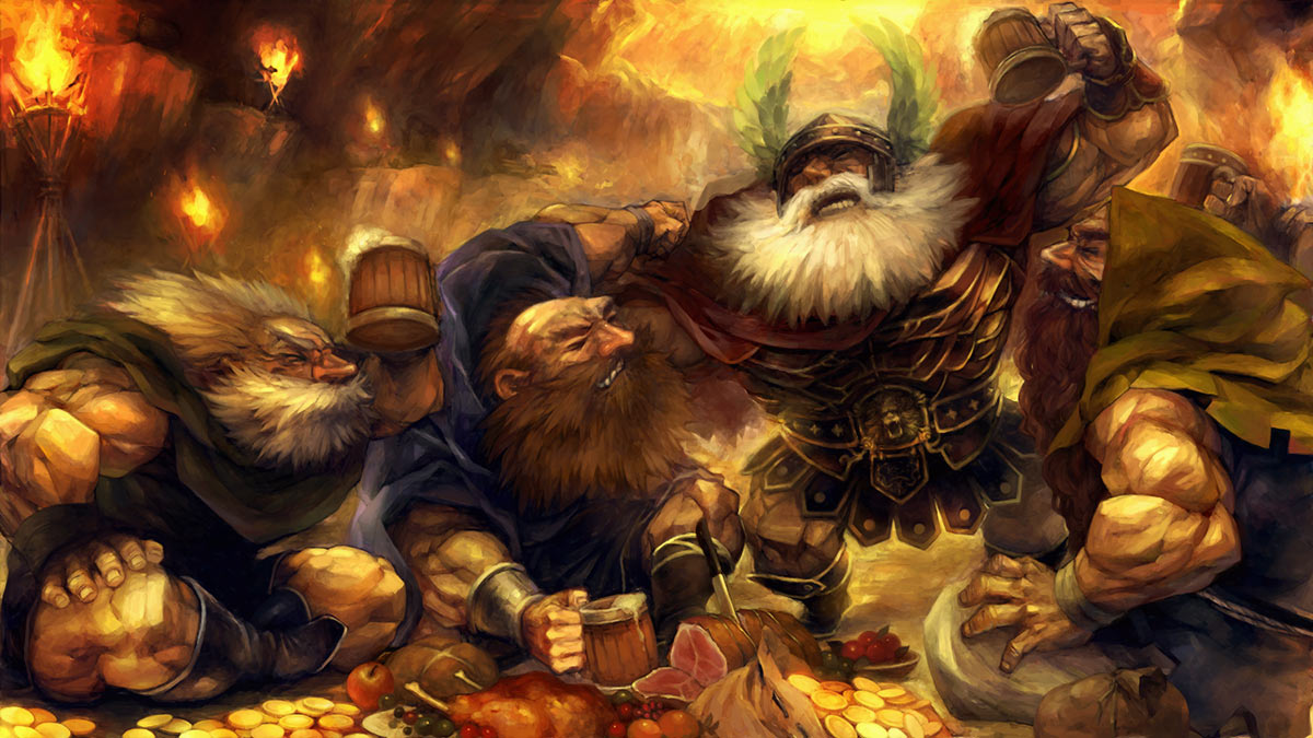 dragon crown wizard ending a relationship