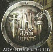 Adventurers Guild logo