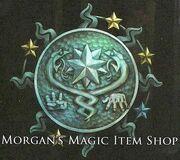 Morgan's Magic Item Shop