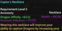 Captor's Necklace