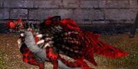 Crimson Blackblood Dragon King