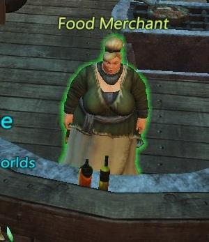 Food Merchant