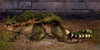 Thornscale Aqua Dragon