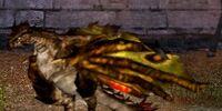 Tenebrous Talonrake Dragon