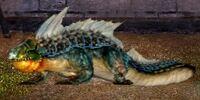 Brightscale Thresher Dragon
