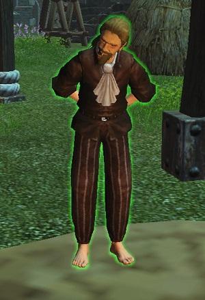 Alchemy Shop Merchant
